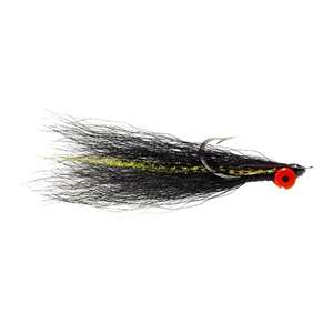 Clouser Minnow-Black